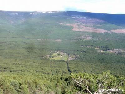 Picos Urbión-Laguna Negra Soria;montrebei mar de ons reportaje ruta del alba valle del cer las pres